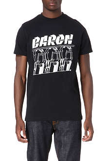 BLOOD BROTHER Baron printed t-shirt