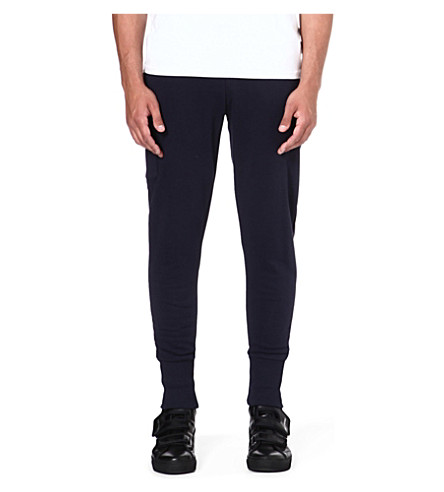 BLOOD BROTHER Spot jogging bottoms (Navy