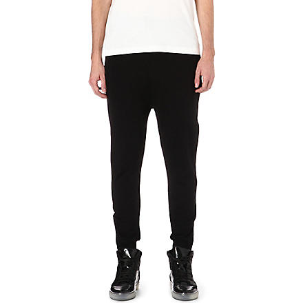BLOOD BROTHER Super jogging bottoms (Black