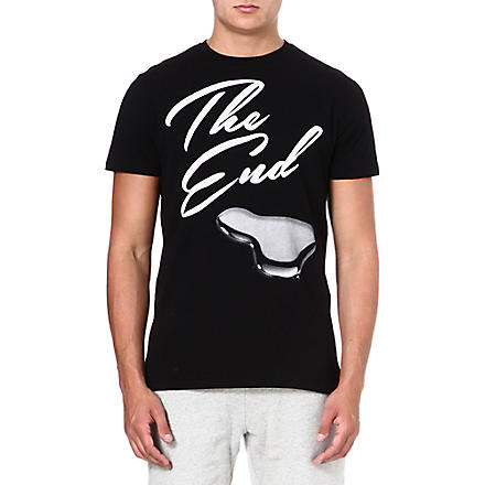 BLOOD BROTHER The End t-shirt (Black