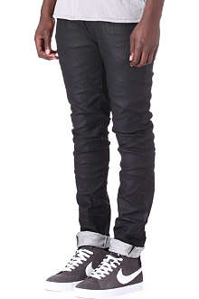 BLOOD BROTHER Volpi carrot-leg tapered jeans