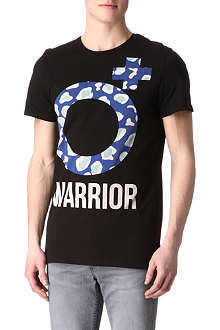 BLOOD BROTHER Warrior t-shirt