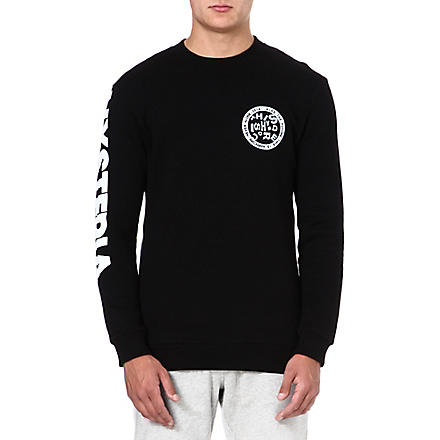 BLOOD BROTHER Zero Hysteria sweatshirt (Black