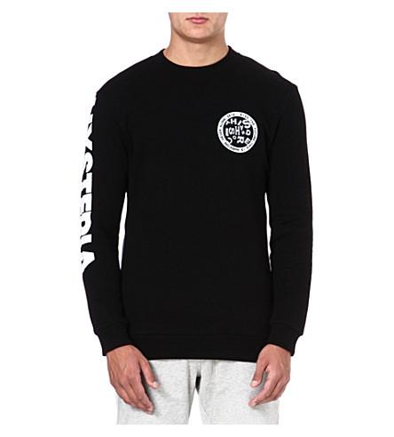 BLOOD BROTHER Zero Hysteria sweatshirt (Black