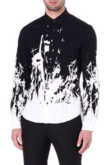 MCQ ALEXANDER MCQUEEN Painterly shirt