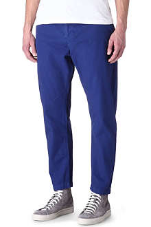 MCQ ALEXANDER MCQUEEN Cotton chinos