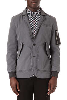 MCQ ALEXANDER MCQUEEN Patch pocket jacket