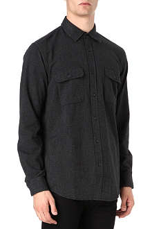 SATURDAYS SURF NYC Angus military shirt