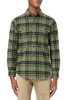 SATURDAYS SURF NYC Angus check shirt