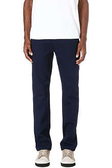 SATURDAYS SURF NYC Bellows cotton-twill trousers