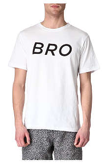 SATURDAYS SURF NYC BRO t-shirt