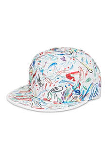 SATURDAYS SURF NYC Gordie pattern cap