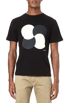 SATURDAYS SURF NYC Circle rotation t-shirt