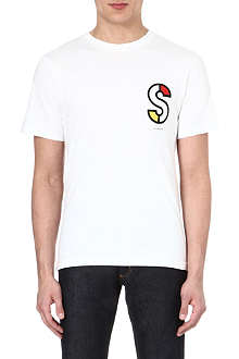 SATURDAYS SURF NYC S Chest t-shirt