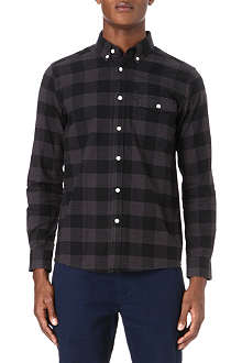 SATURDAYS SURF NYC Crosby checked shirt