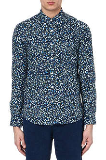 SATURDAYS SURF NYC Crosby floral-print shirt