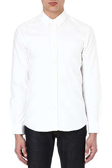 SATURDAYS SURF NYC Crosby Oxford shirt