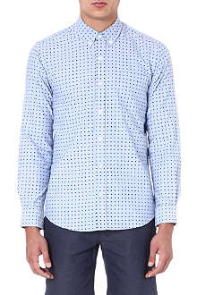 SATURDAYS SURF NYC Crosby polka-dot shirt