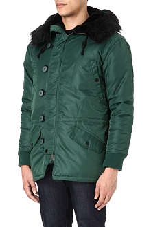 SATURDAYS SURF NYC Daniel parka