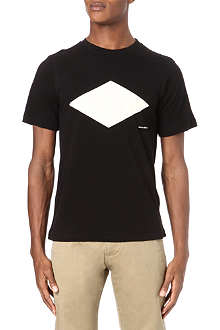 SATURDAYS SURF NYC Generic dimond t-shirt