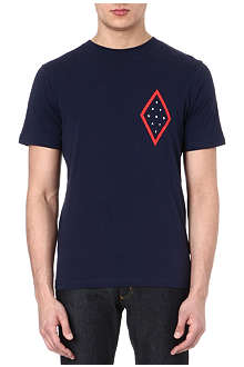 SATURDAYS SURF NYC Diamond Chest t-shirt