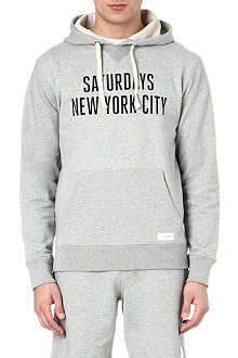 SATURDAYS SURF NYC Ditch logo hoody