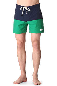 SATURDAYS SURF NYC Ennis swimming shorts