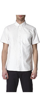 SATURDAYS SURF NYC Esquina slim-fit Oxford shirt