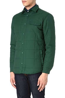 SATURDAYS SURF NYC Forrest quilted overshirt