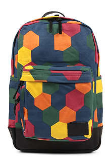 SATURDAYS SURF NYC Greg hexagon backpack