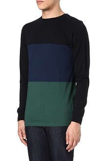 SATURDAYS SURF NYC James Block top