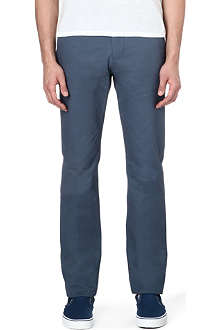 SATURDAYS SURF NYC John slim-fit cotton chinos