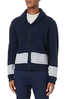 SATURDAYS SURF NYC Kurt shawl-collar cardigan