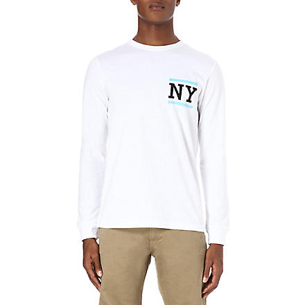 SATURDAYS SURF NYC NY Bars top (White