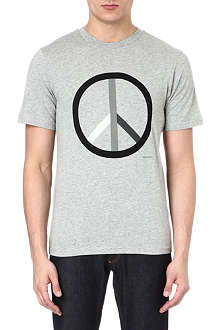 SATURDAYS SURF NYC Peace t-shirt