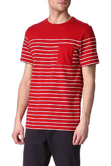 SATURDAYS SURF NYC Randall striped t-shirt