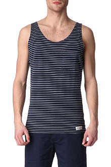 SATURDAYS SURF NYC Rosen striped vest