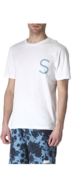 SATURDAYS SURF NYC Patch pocket t-shirt
