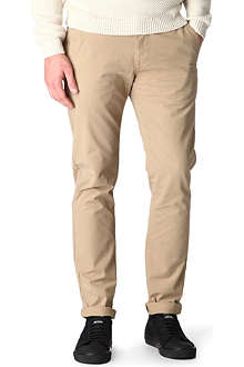 FARRELL Modern slim-fit chinos