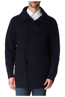 FARRELL Double-breasted cardigan