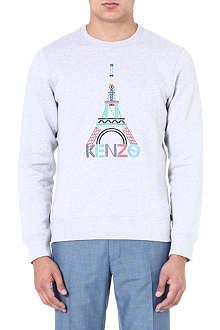 KENZO Eiffel Tower sweatshirt