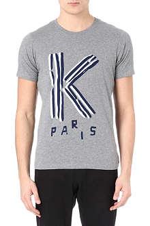 KENZO Logo cotton t-shirt