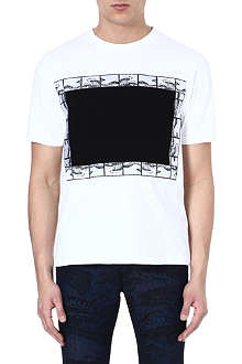 KENZO Block Wave panel t-shirt