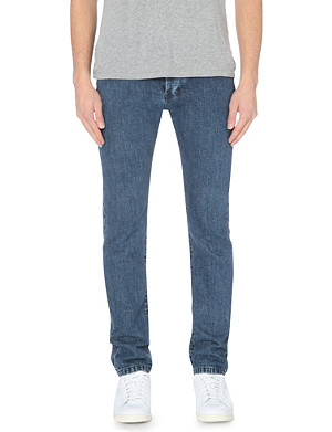 KENZO Slim-fit tapered jeans