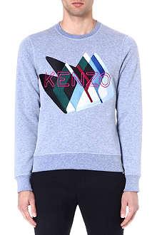 KENZO Twin Peaks logo sweatshirt