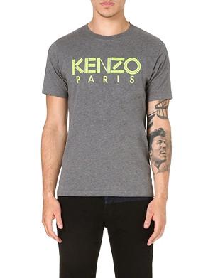 KENZO Logo-print t-shirt