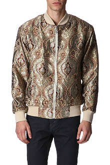MIKO SPINELLI Chic bomber jacket