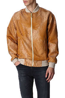 MIKO SPINELLI Ocean Breeze bomber jacket