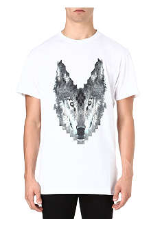 MARCELO BURLON Philly wolf t-shirt