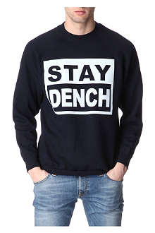STAY DENCH Box Stay Dench sweatshirt